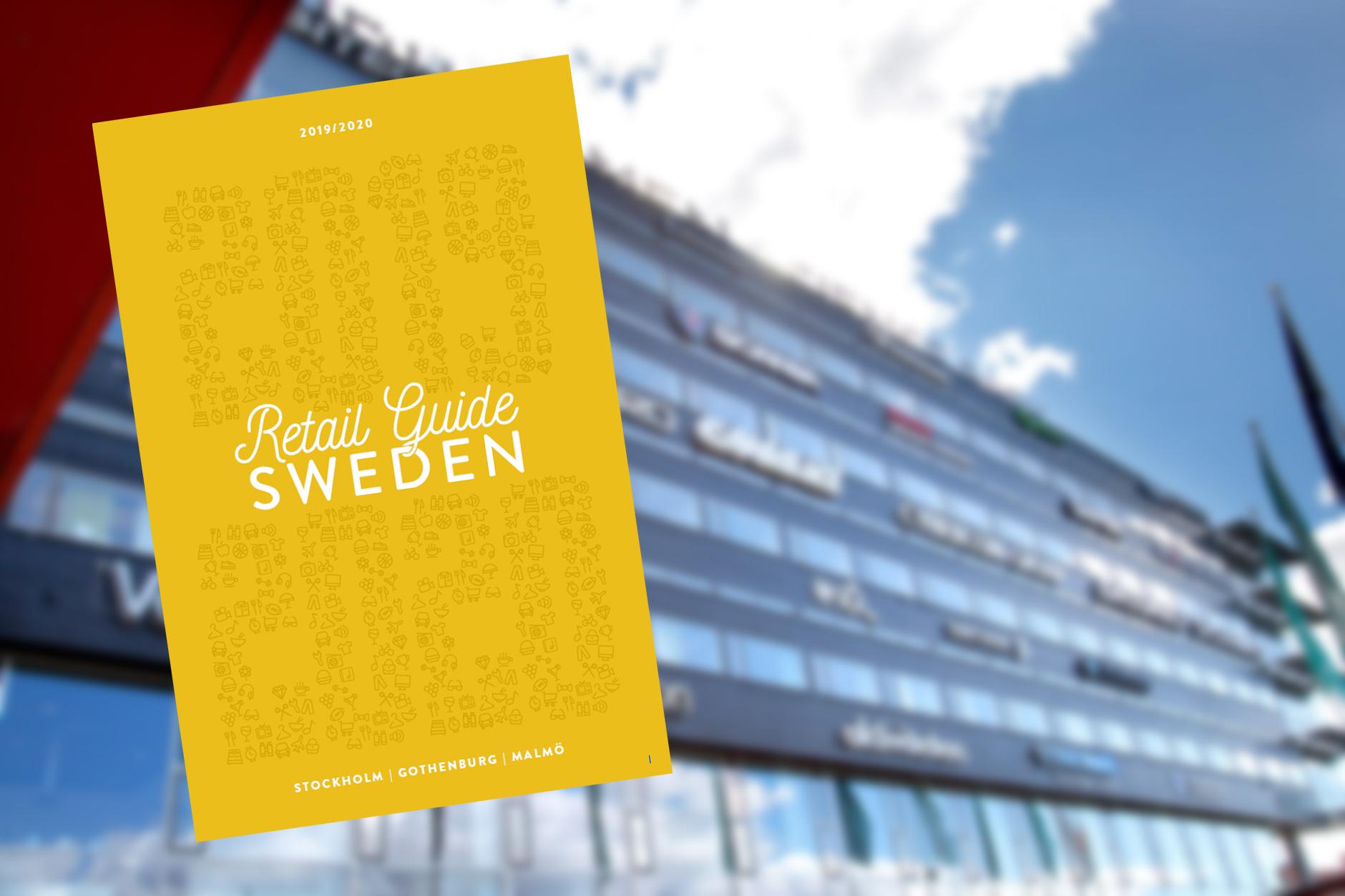 Guide till detaljhandel på göteborgsbakgrund