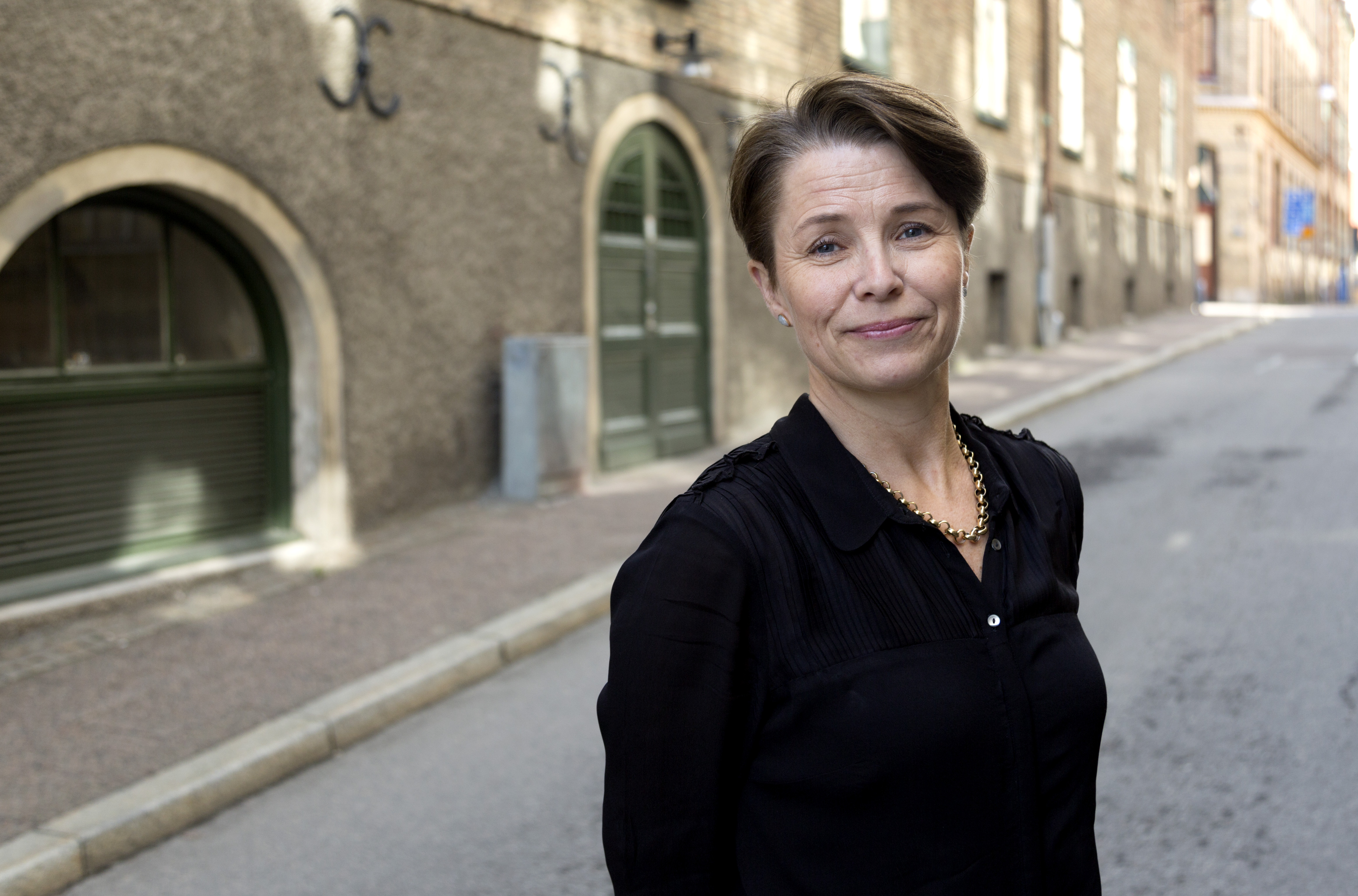 Charlotta Johansson, foretagsradgivare Business Region Goteborg