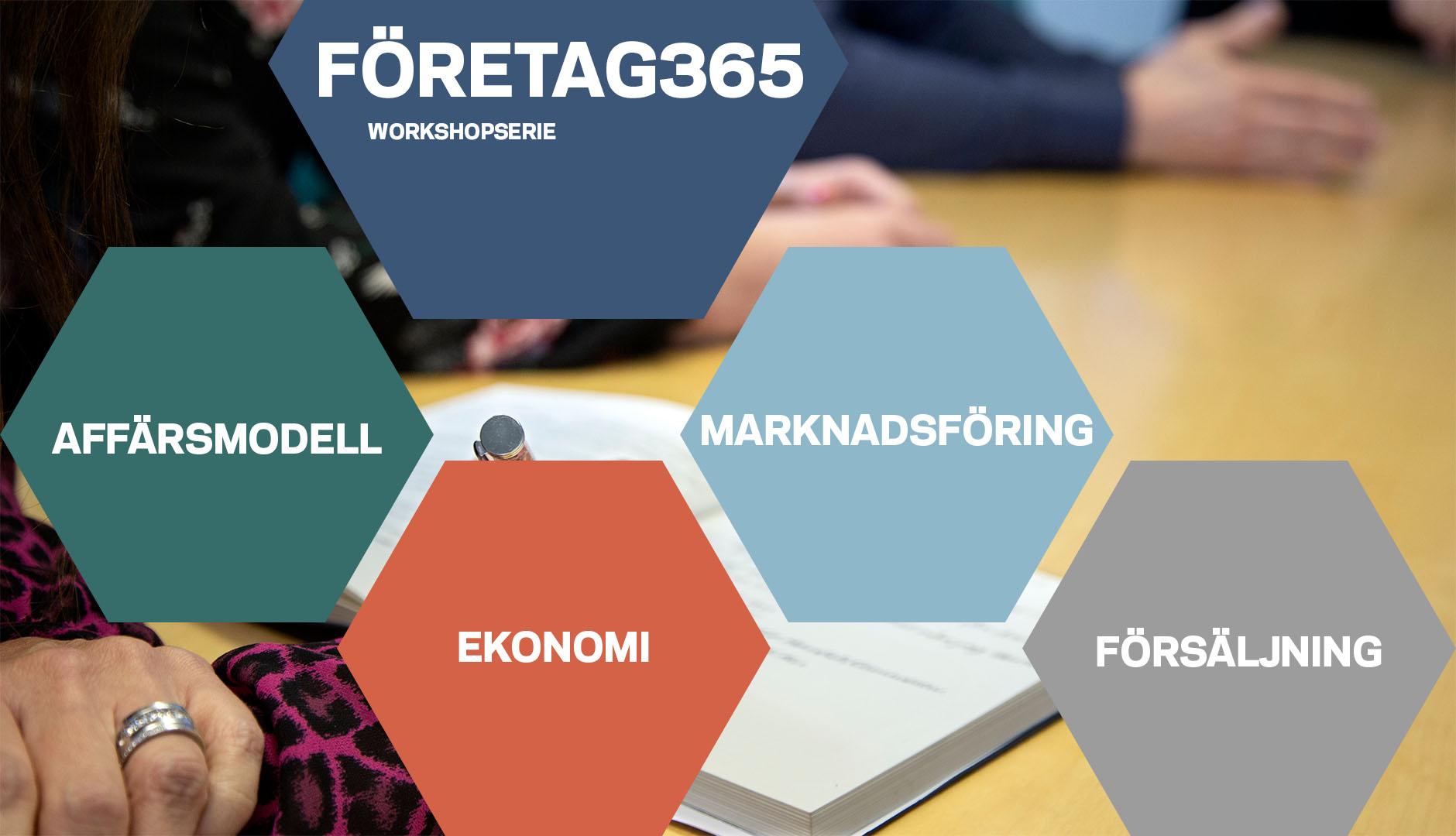 Företag365 ett företagarprogram från Business Region Göteborg