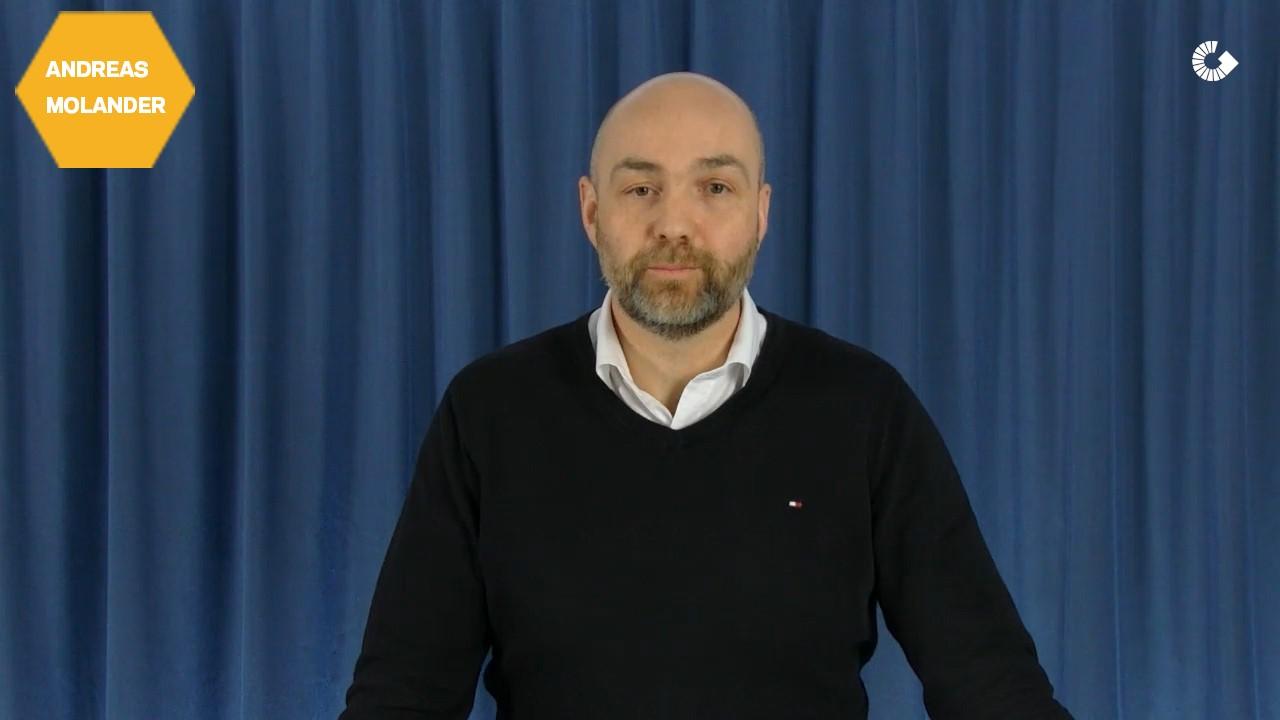 Andreas Molander hexagon