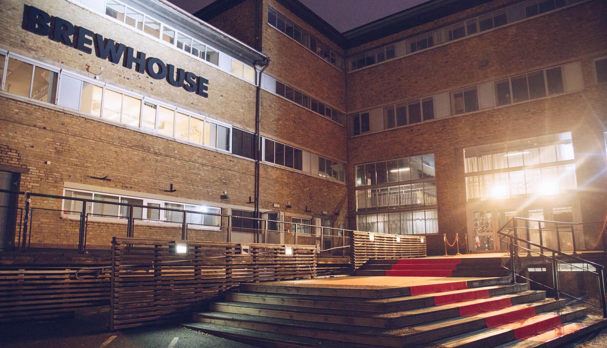 Brewhouse är också en arena och samlingsplats där kontakter knyts, där relationer och samarbeten skapas, vilket är otroligt viktigt för att branschen ska kunna växa, säger Eva-Lena Albihn, vice VD på Business Region Göteborg och styrelseordförande i Brewhouse.