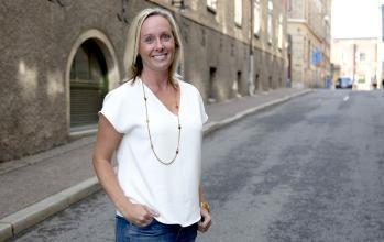 Karin Öberg företagsrådgivare Business Region Göteborgs tillväxtprogram Expedition Framåt