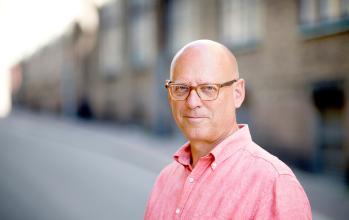 John Wedel, ansvarig för logistik och infrastruktur på BRG