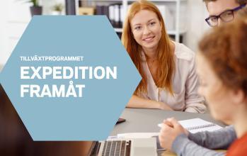 tillväxtprogrammet expedition framåt business region göteborg