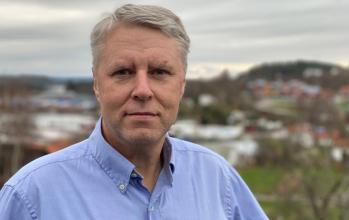 Mikael Johansson, företagsrådgivare Expedition Framåt