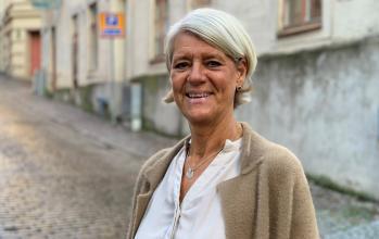 Birgitta Petersson Nordh, företagsrådgivare Expedition Framåt