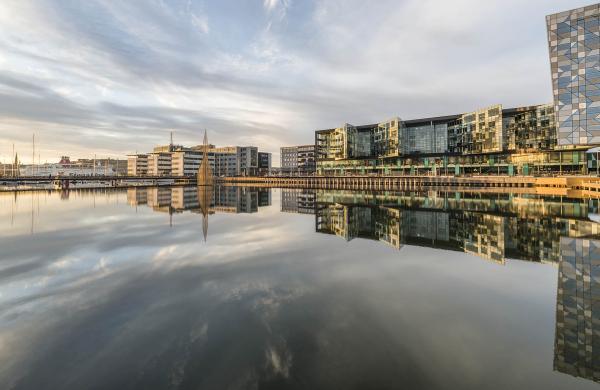 Göteborg Lindholmen kaj